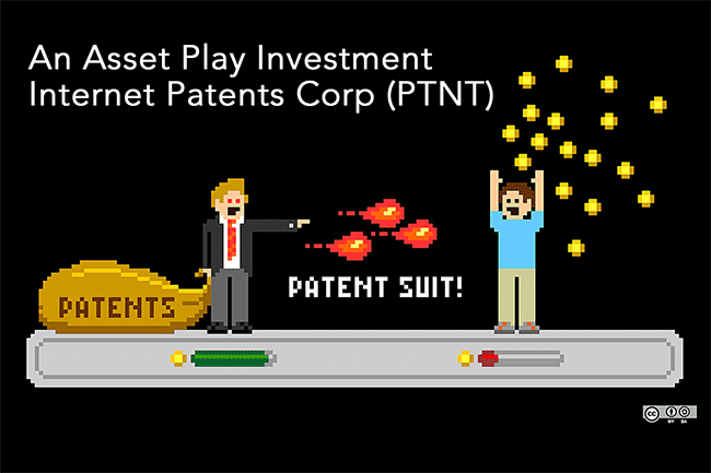 PTNT Stock Valuation