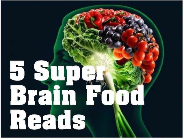 5 Super Brain Food Reads