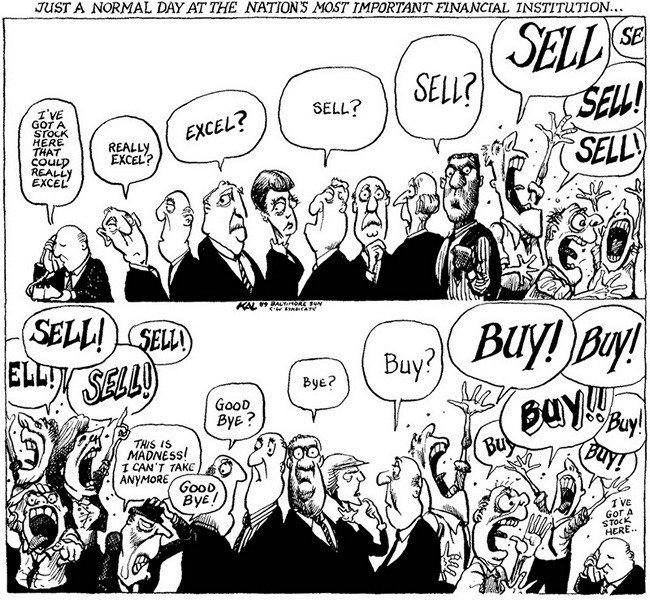Buying and Selling Stocks...