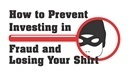 Forensic Accounting, Enron, Worldcom and How You Can Prevent Investing in Frauds